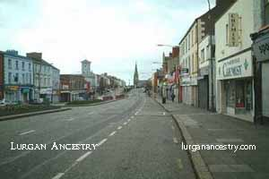 High Street Lurgan