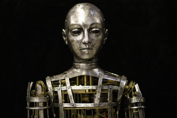 An early automaton