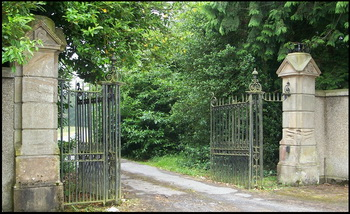 The Gates of Gilford Castle