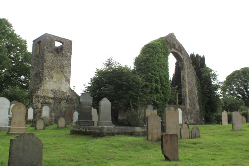 Magheralin Old Church of Ireland Graveyard
