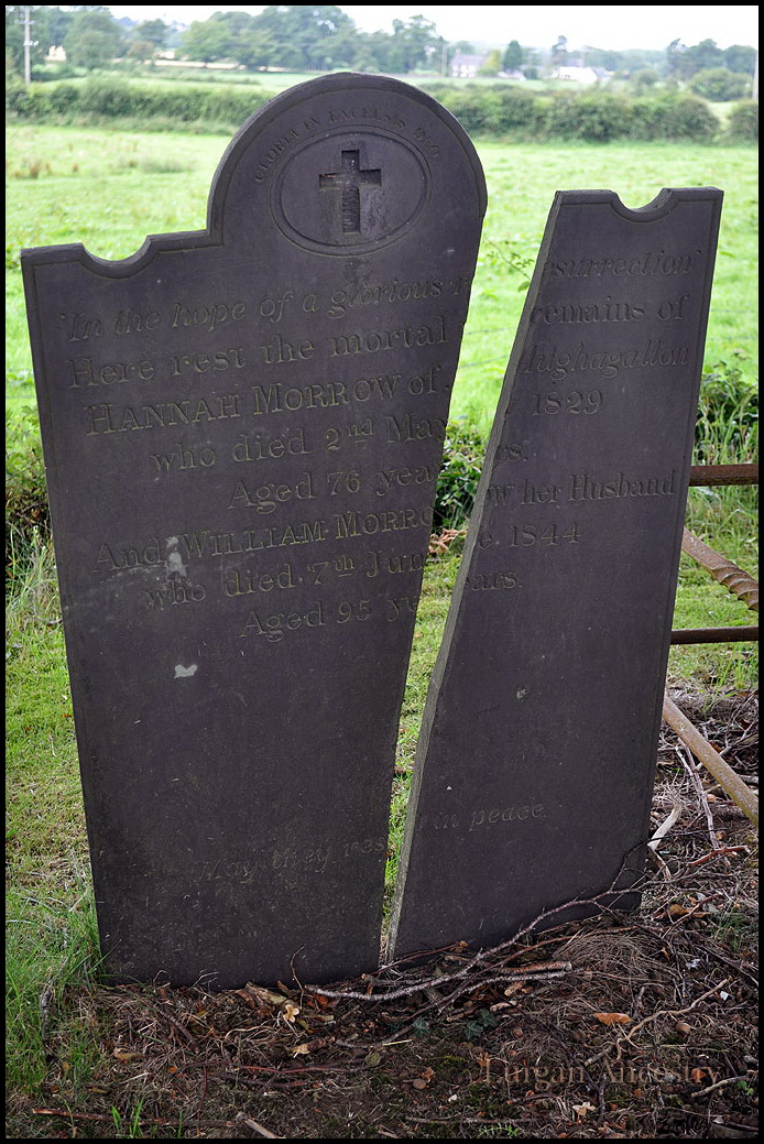 The Lurgan Gravestone Project