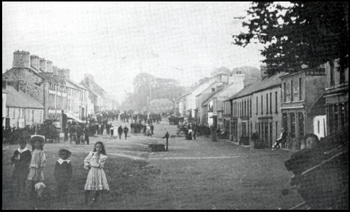 Garvagh in late 19th Century
