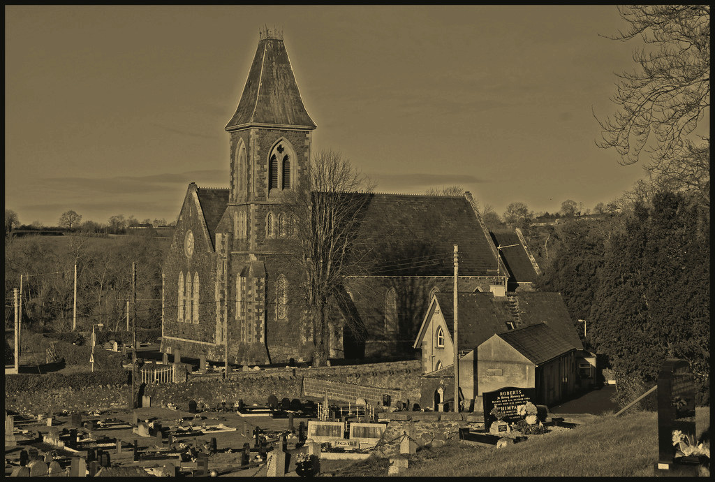Tullylish All Saints Church of Ireland Churchyard
