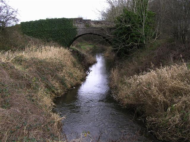 Bridge over Ulster Canal, Tyholland One of the remaining stone built bridges over the canal still stands