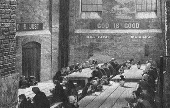 Lurgan Workhouse