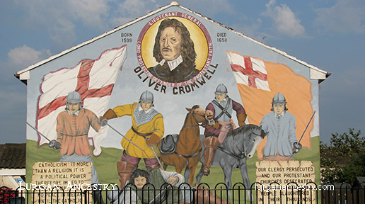 The Cromwell Mural