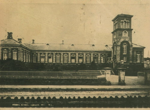 Lurgan Model School