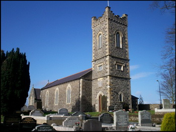 Tartaraghan Parish Church